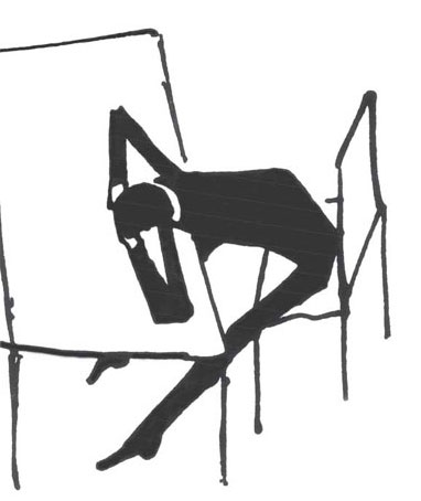 Kafka, disegni, in «Obliques», n. 3, Edition Borderie, Paris 1973